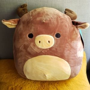 Squishmallows Summer 2021  Maurice Moose 12 inch
